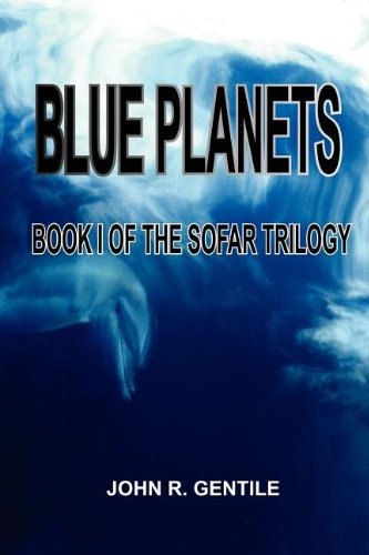 Book Cover: Blue Planets