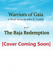 Book Cover: Baja Redemption
