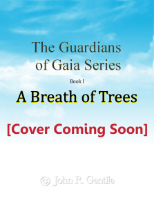Book Cover: A Breath of Trees