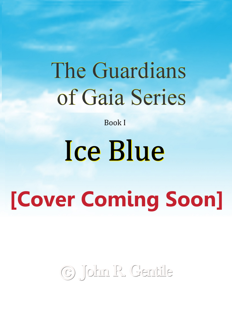 Book Cover: Ice Blue